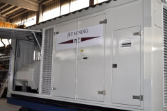 Jet Mining Gear