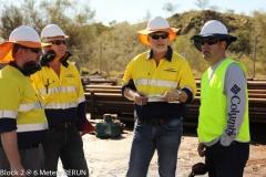 Kinley Jet Mining Team